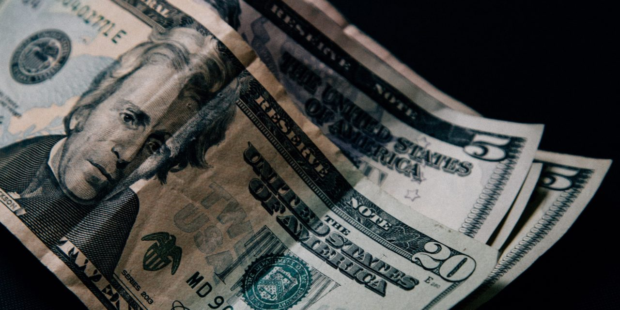 Close Up Shot of Paper Money